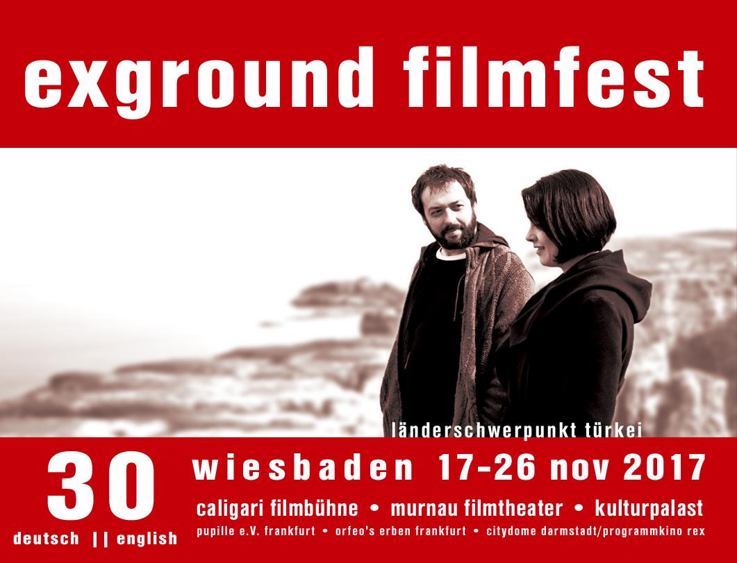 30. exground filmfest: Länderschwerpunkt Türkei