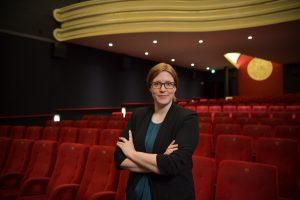 Heleen Gerritsen, Leiterin Filmfestival goEast © Angelika Stehle